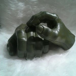 Marvel Avengers Hulk Gamma Grip Hands